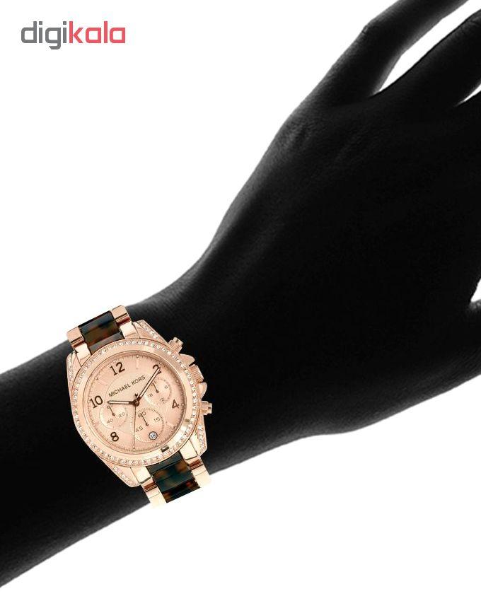 ساعت زنانه برند مایکل کورس مدل mk5859