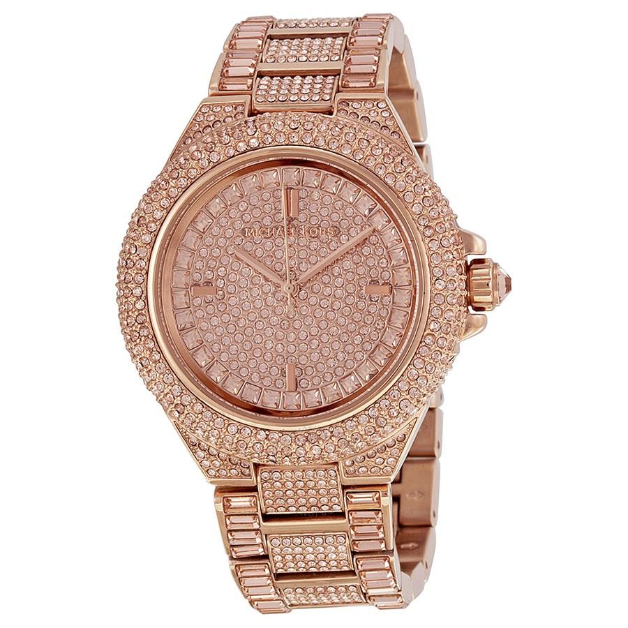 ساعت مچی عقربه ای زنانه مایکل کورس مدل mk5862