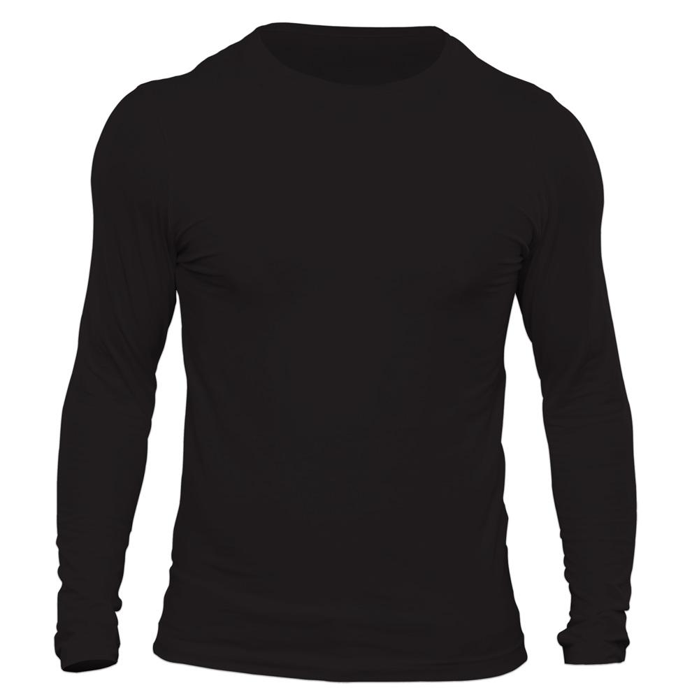 تیشرت آستین بلند مردانه کد 3BL
