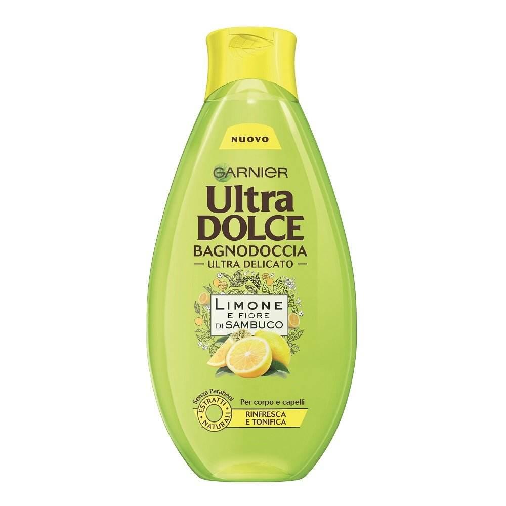 شامپو بدن گارنیه سری Ultra Dolce مدل لیمو حجم 500 میلی لیتر -  - 2