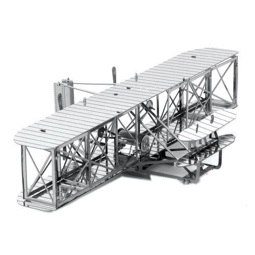 پازل فلزی سه بعدی - مدل هواپیمای برادران رایت BMK
