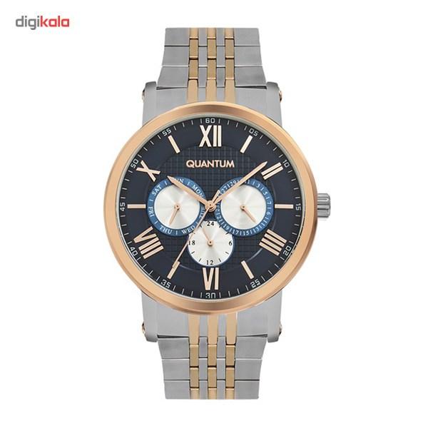 خرید ساعت مچی عقربه ای مردانه کوانتوم مدل ADG446.590