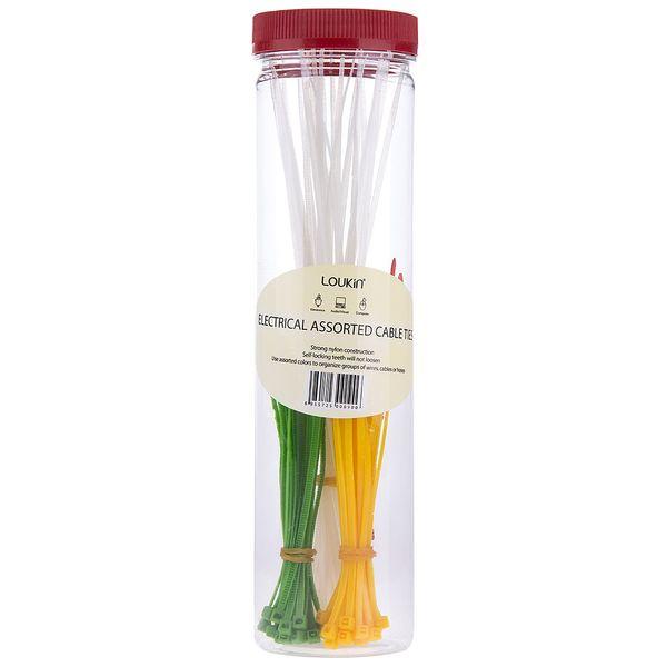 نگهدارنده کابل لوکین مدل Electrical Assorted Cable Ties