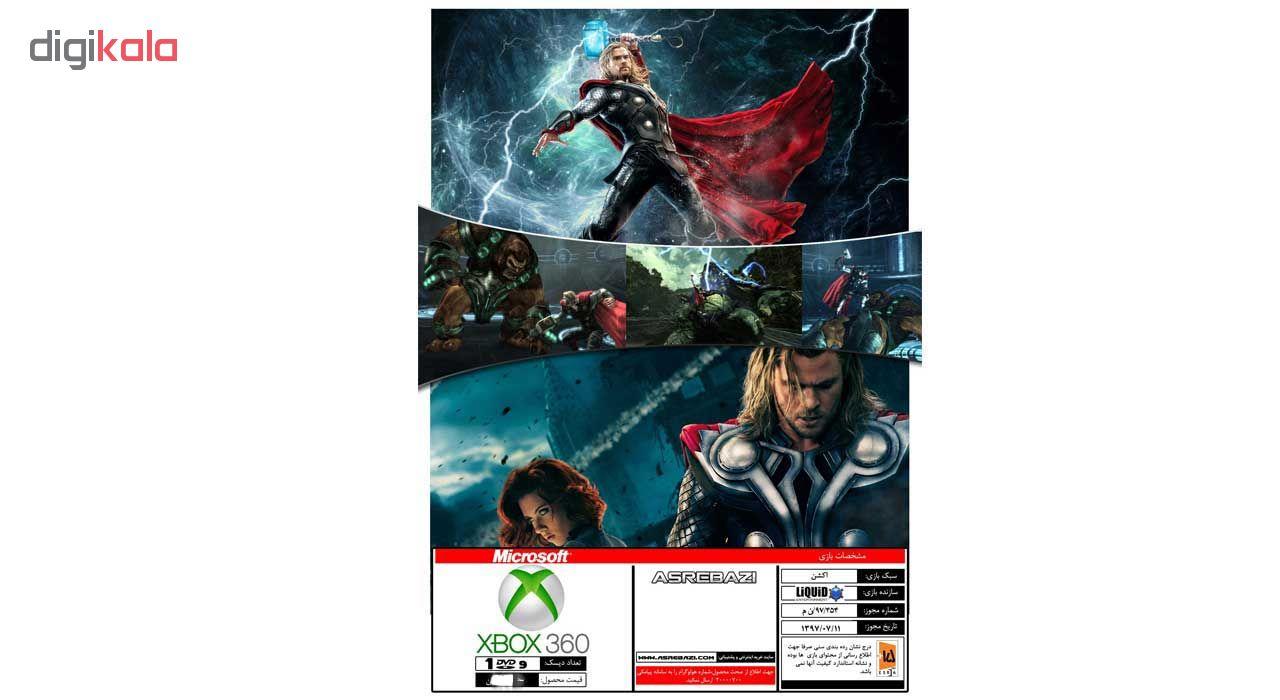 خرید اینترنتی بازی THOR God Of Thunder مخصوص ایکس باکس 360 عصربازی اورجینال