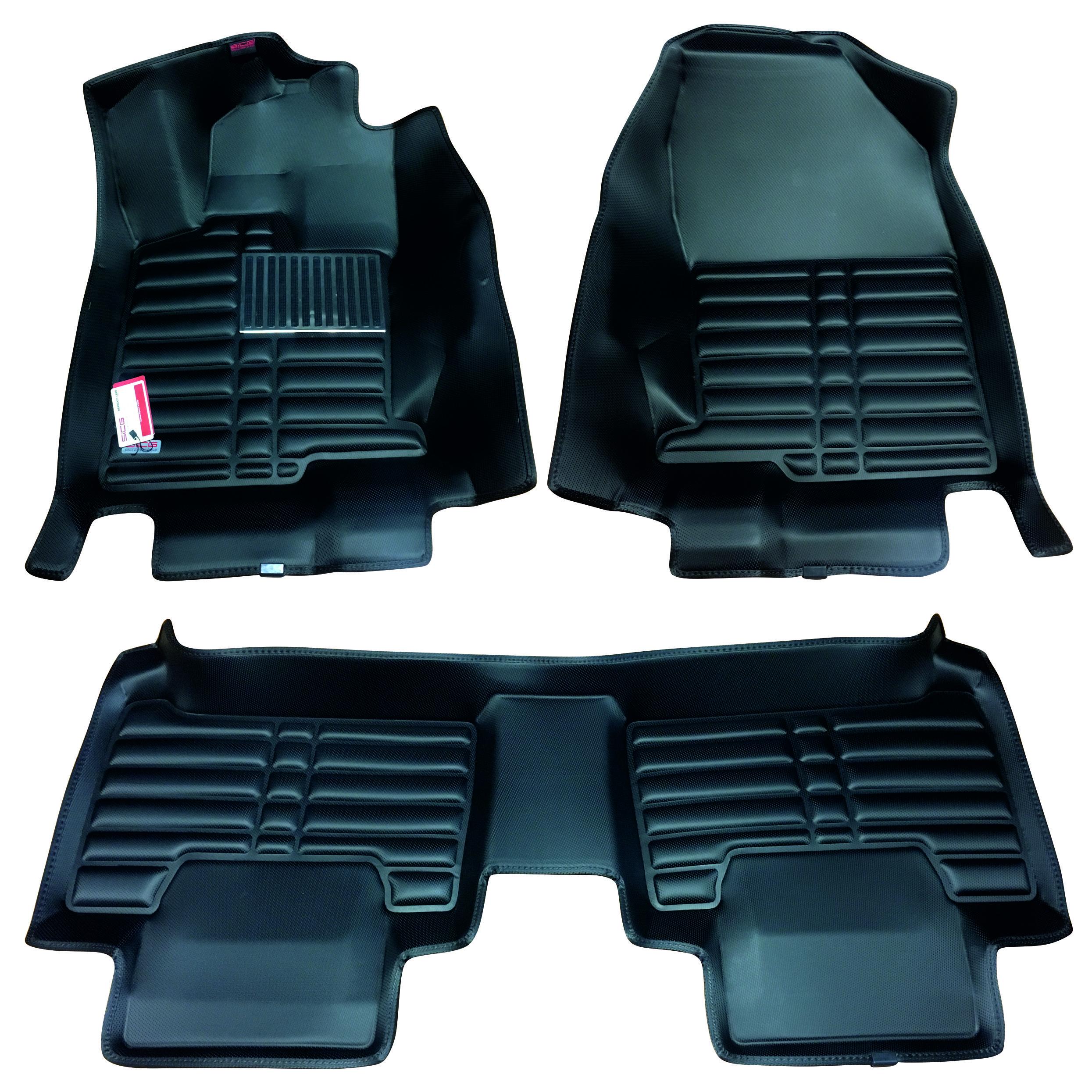 کفپوش سه بعدی خودرو اس آی سی جی مدل CBN مناسب برای لکسوس ان ایکس