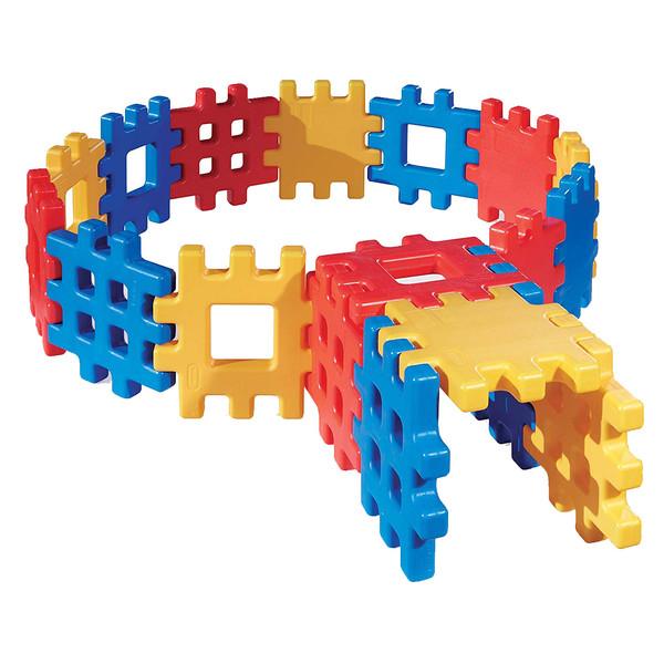 بلوک خانه سازی لیتل تایکس مدل BIG WAFFLE BLOCK کد 050743642173