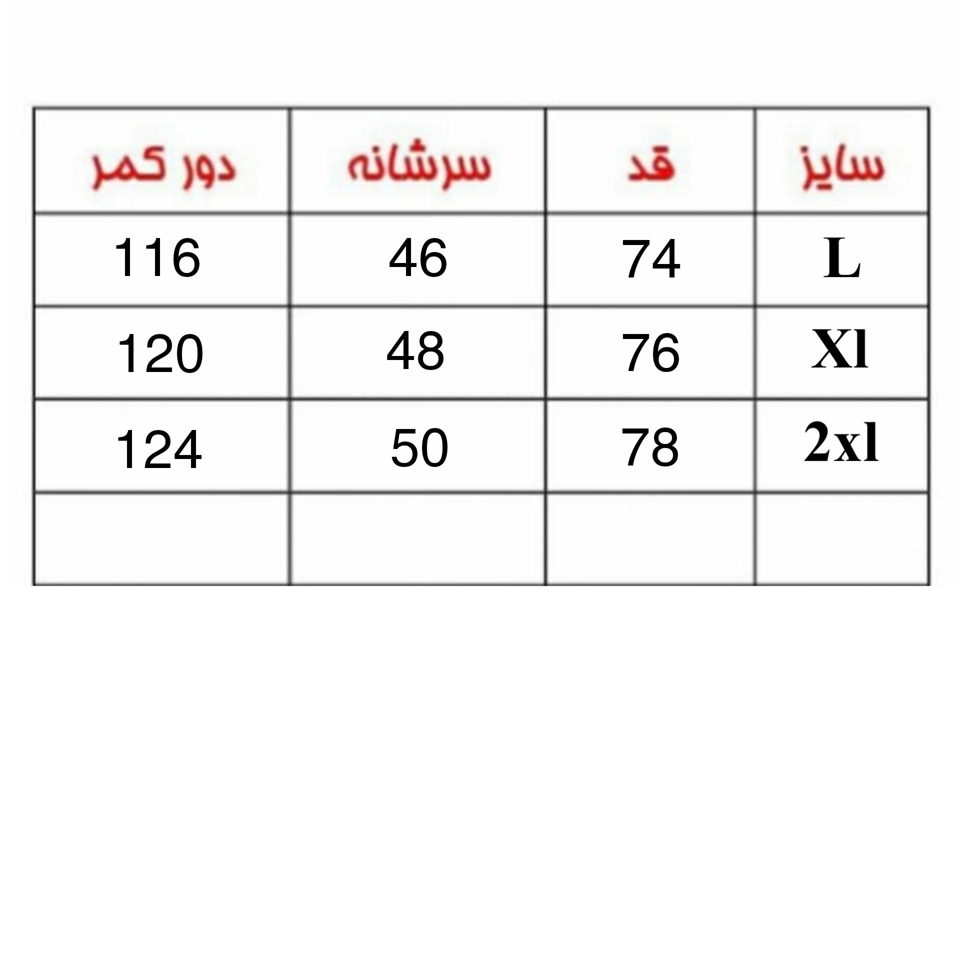 خرید                                     کاپشن مردانهکد 106