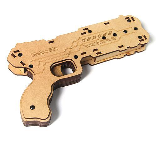 تفنگ بلوتوثی بازی هلوآر مدل COLT