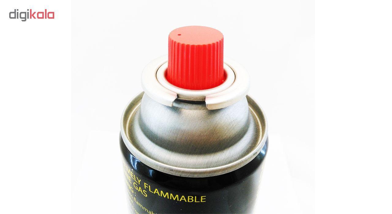 کپسول گاز هانست مدل ULTRA حجم 220 گرم بسته 3 عددی main 1 7
