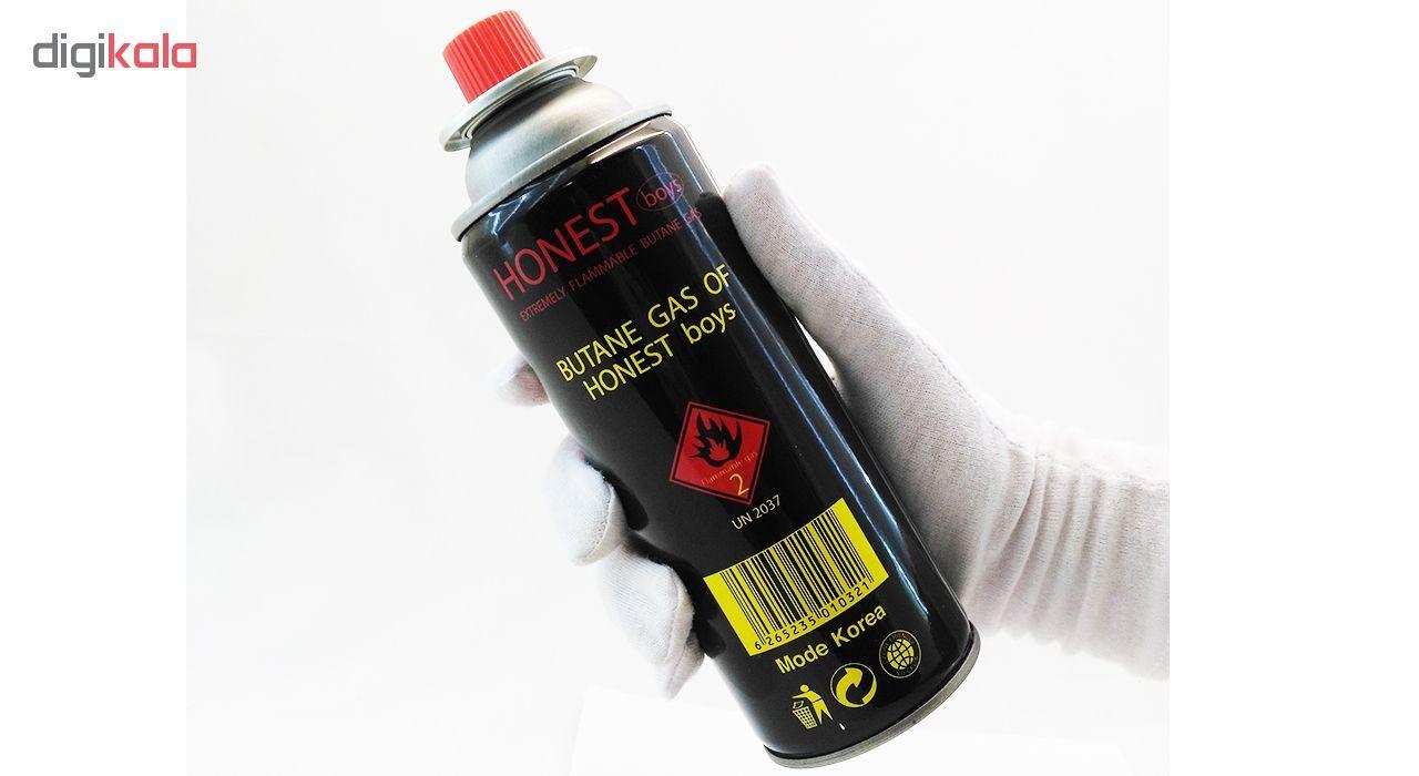 کپسول گاز هانست مدل ULTRA حجم 220 گرم بسته 3 عددی main 1 8
