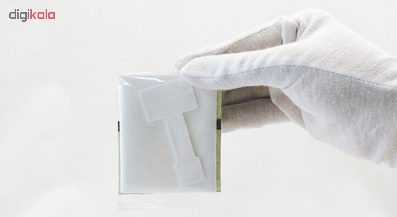 موم سرد پروین مدل Honey حجم 300 گرم همراه با کاردک، پد و کرم نرم کننده و مرطوب کننده  main 1 9