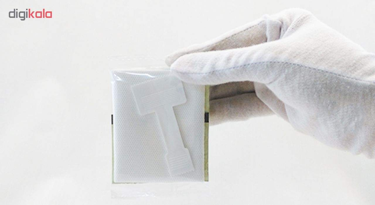 موم سرد پروین مدل Honey حجم 300 گرم همراه با کاردک، پد و کرم نرم کننده و مرطوب کننده بسته 4 عددی main 1 10