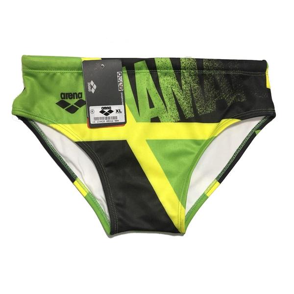 Photo of مایو مردانه آرنا طرح پرچم جامائیکا کد 1063