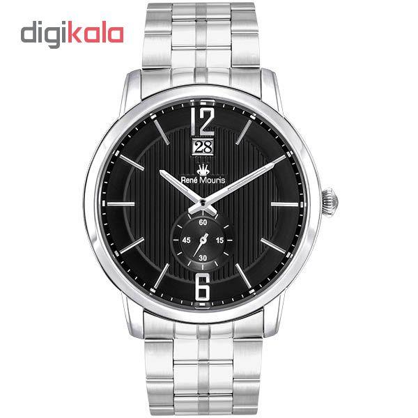 خرید ساعت مچی عقربه ای مردانه رنه موریس مدل Executive 80102 RM1