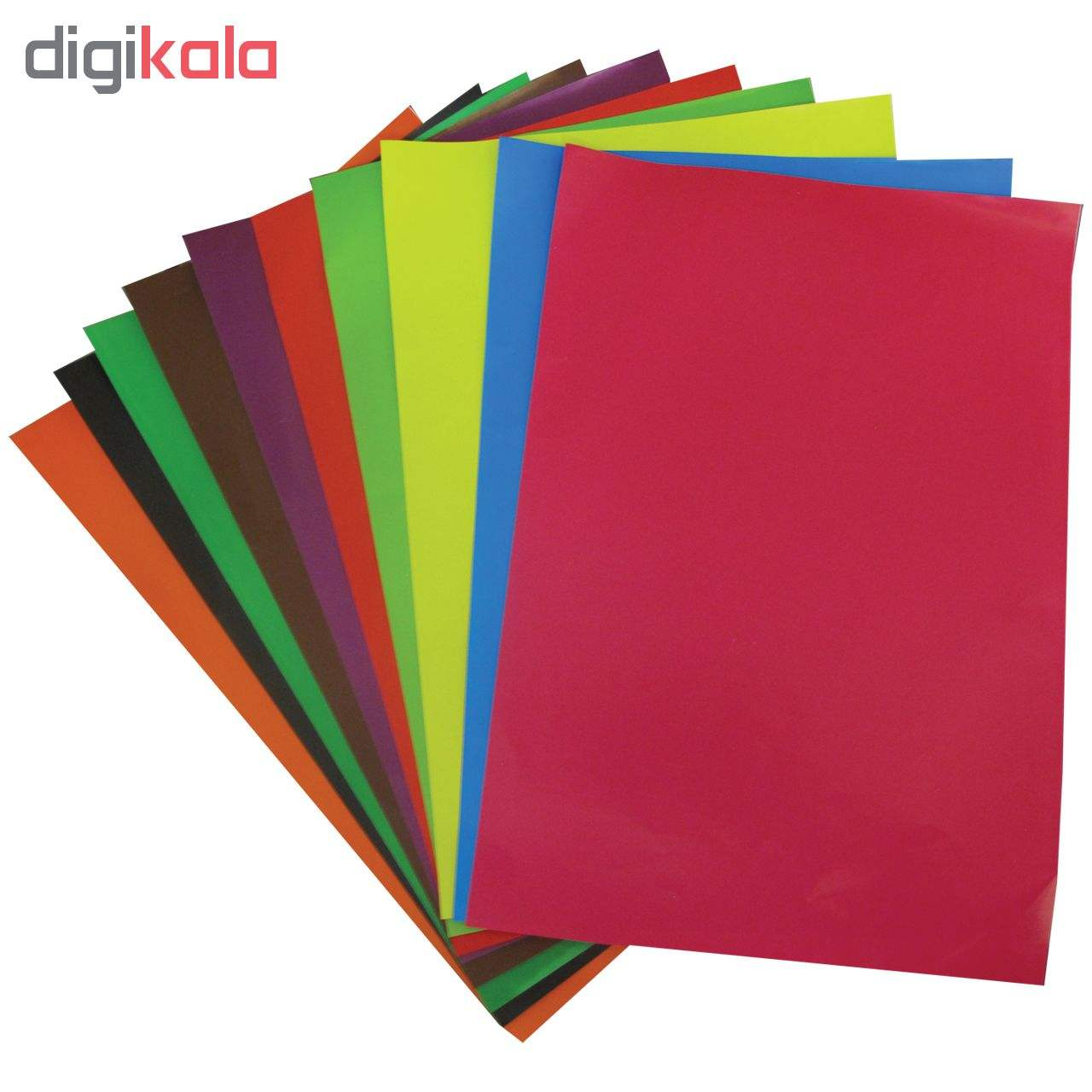 کاغذ رنگی مدل 7598 سایز 35×24 سانتی متر بسته 10 عددی main 1 1