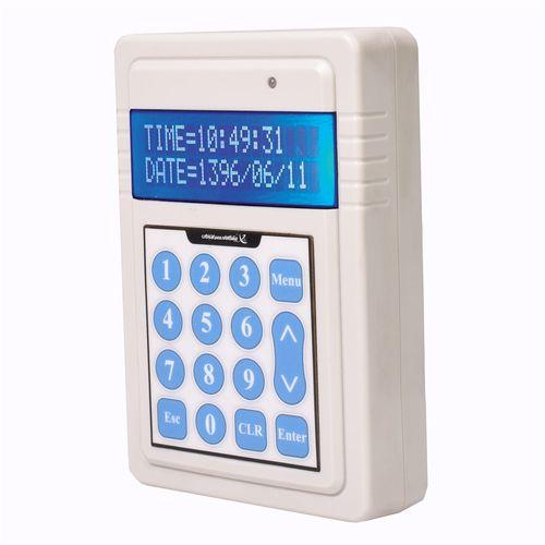 دستگاه کنترل تردد مدل ASR-AC1000