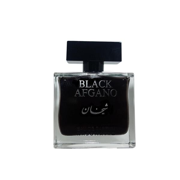 تستر ادوپرفیوم شیخان مدل Black Afgano