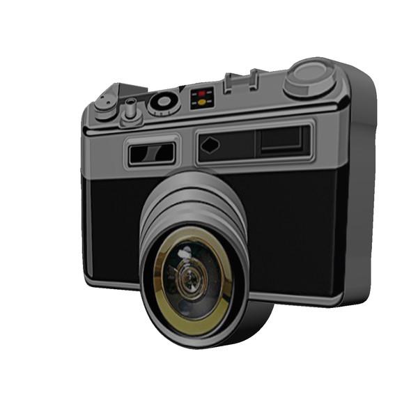 پیکسل طرح دوربین عکاسی مدل Camera10