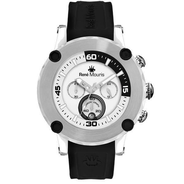 کد تخفیف                                      ساعت مچی عقربه ای مردانه رنه موریس مدل Santa Maria 90103 RM1