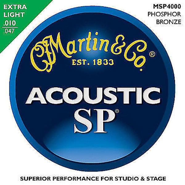 سیم گیتار اکوستیک مارتین مدل MSP4000
