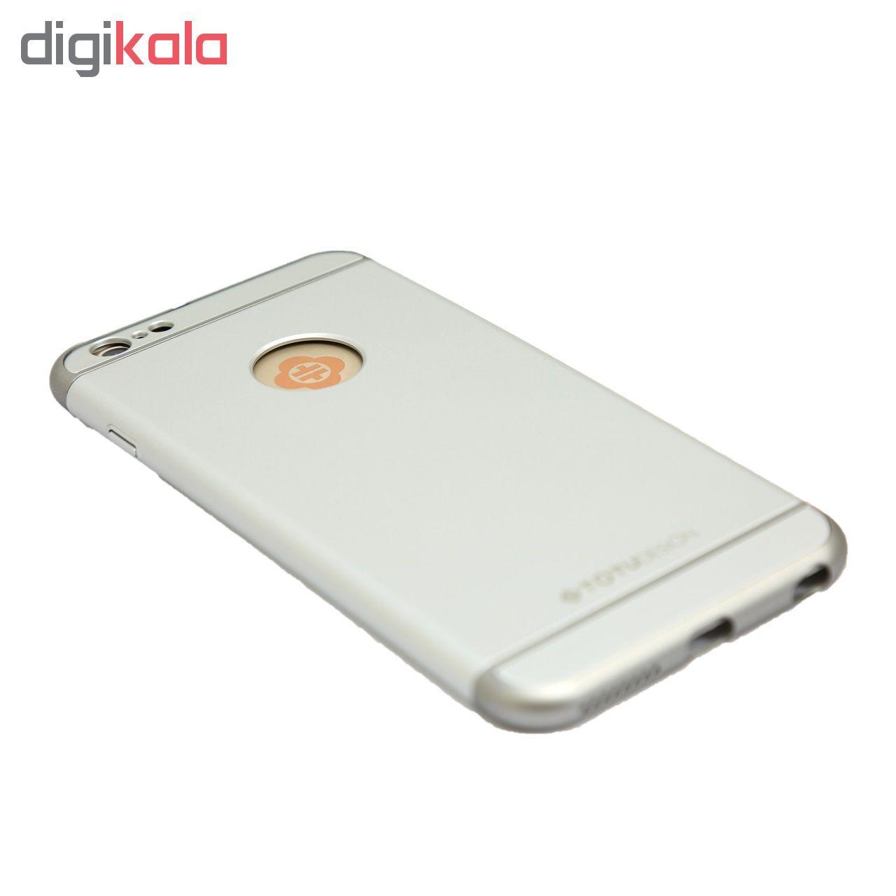 کاور توتو دیزاین مدل Armour Series مناسب برای گوشی موبایل اپل iPhone 6/6s main 1 4