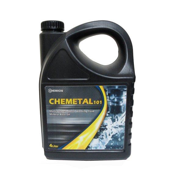 روغن حل شونده شیمی سیس مدل CHEMETAL 101 حجم 4 لیتر