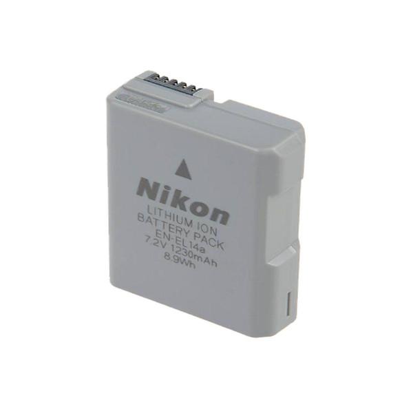 باتری دوربین نیکون مدل EN-EL14a اصلی