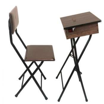 میز و صندلی تاشو نماز مدل یاس باکس دار |