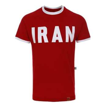 تی شرت هواداری مردانه طرح تیم ملی ایران کد 700310 |