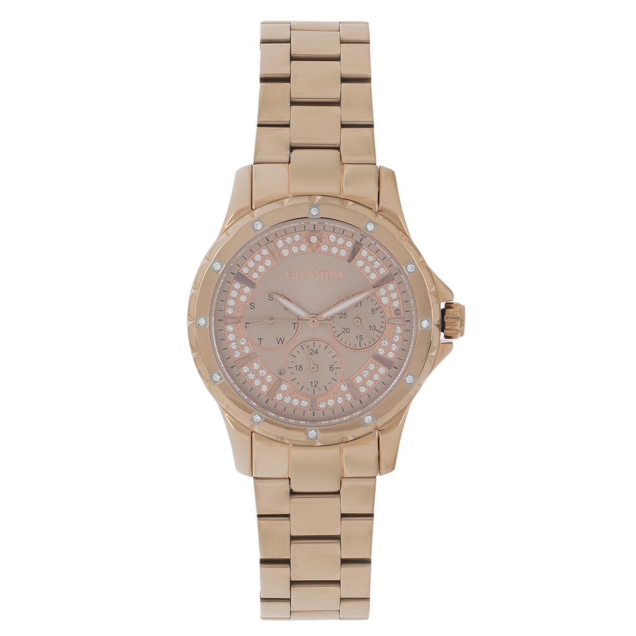 ساعت مچی عقربه ای زنانه کوانتوم مدل IML429.410