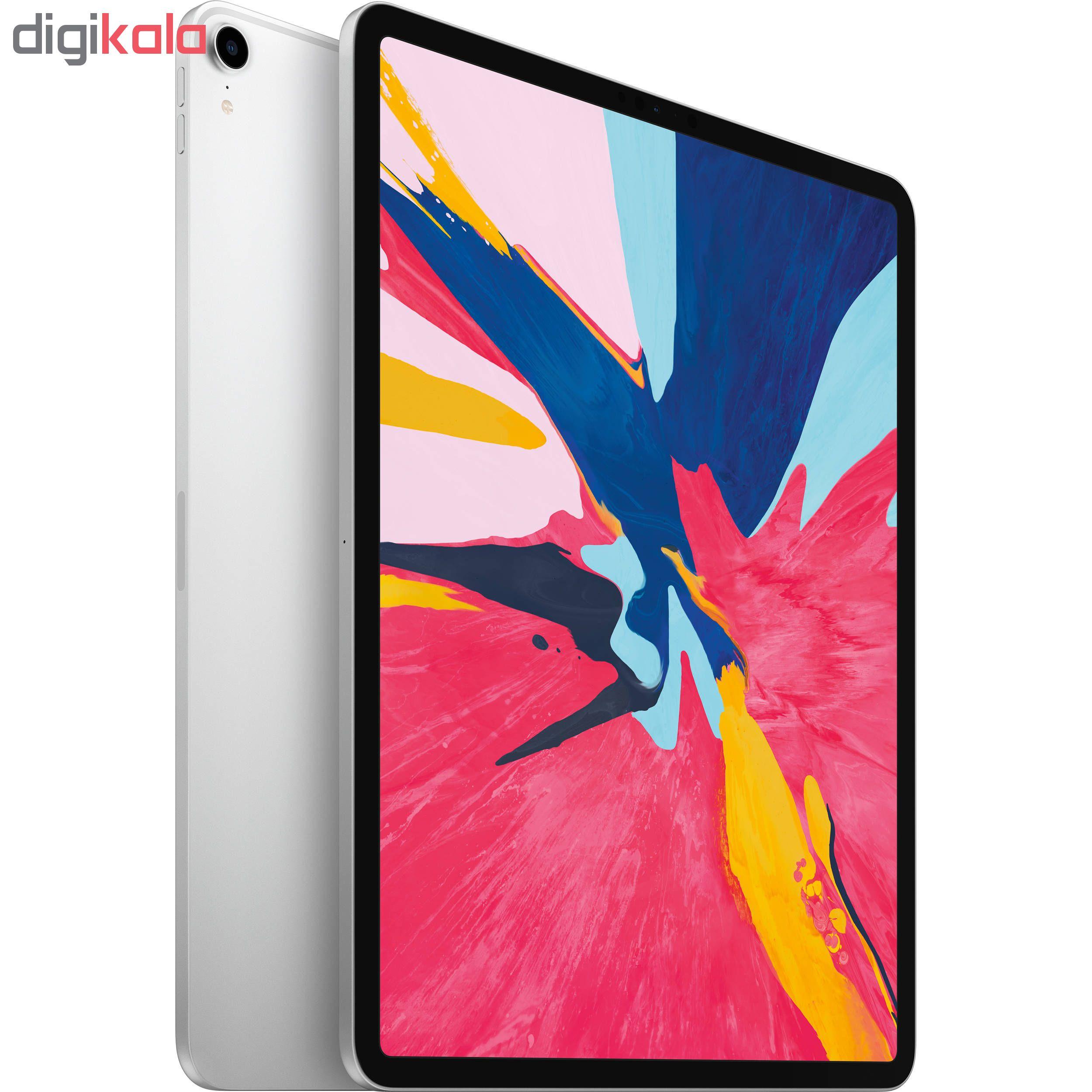 تبلت اپل مدل iPad Pro 2018 12.9 inch 4G ظرفیت 1 ترابایت