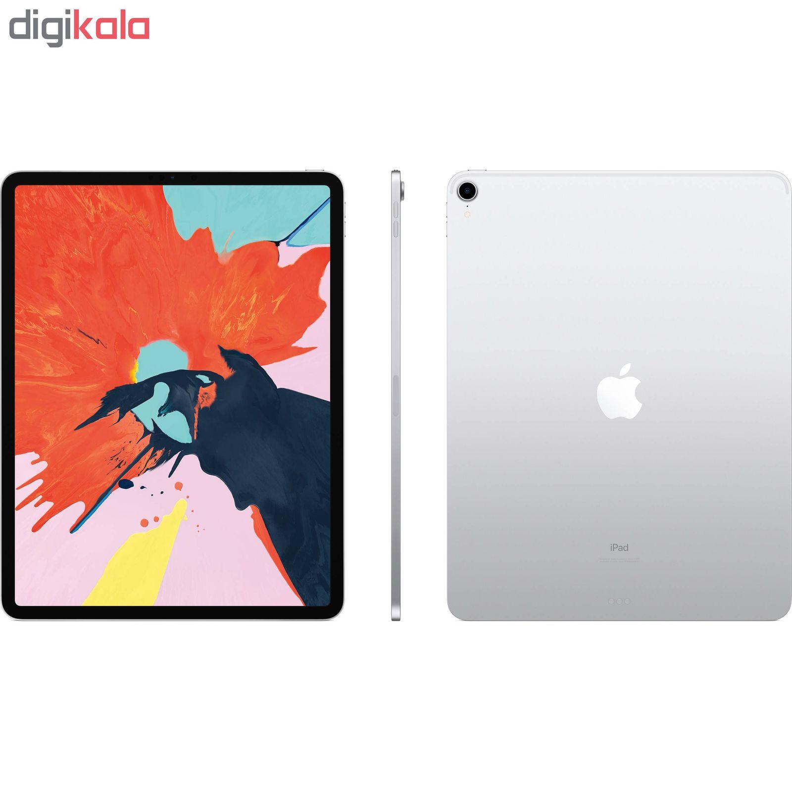 تبلت اپل مدل iPad Pro 2018 12.9 inch 4G ظرفیت 1 ترابایت main 1 3