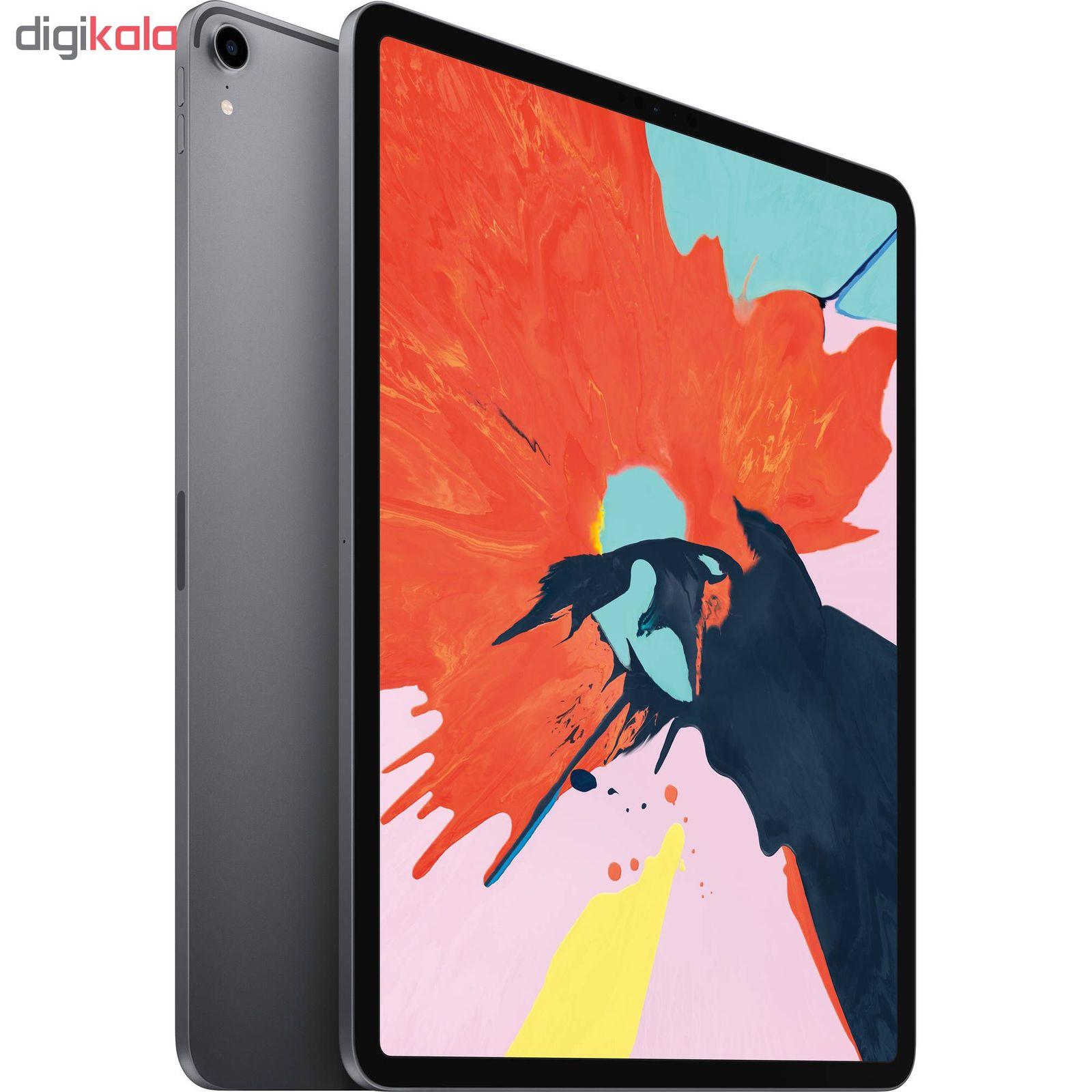 تبلت اپل مدل iPad Pro 2018 12.9 inch 4G ظرفیت 1 ترابایت main 1 4