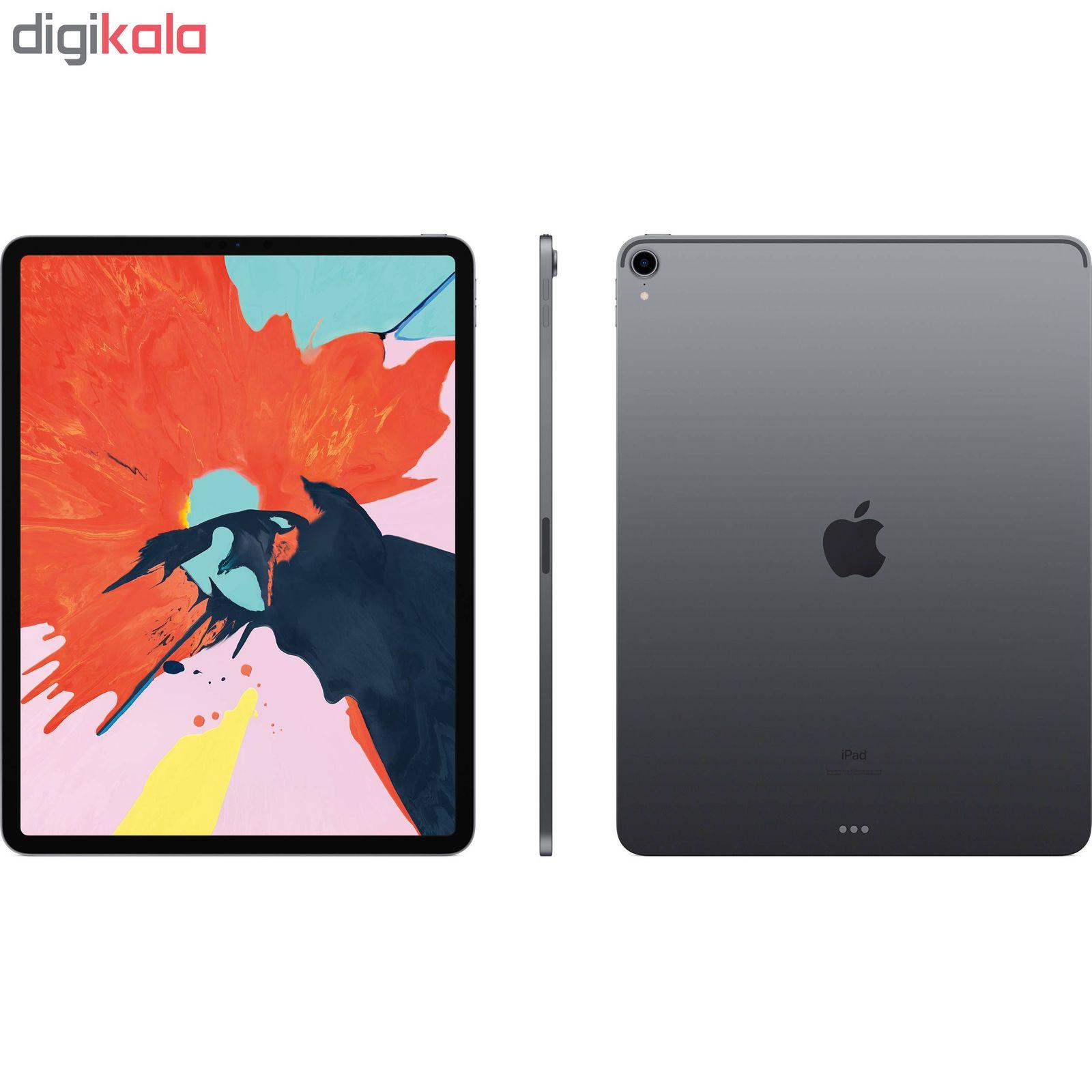 تبلت اپل مدل iPad Pro 2018 12.9 inch 4G ظرفیت 1 ترابایت main 1 6