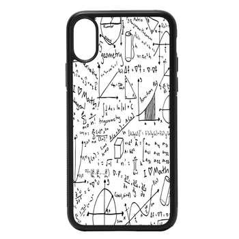 کاور طرح ریاضی کد 0684 مناسب برای گوشی موبایل اپل iphone x/xs