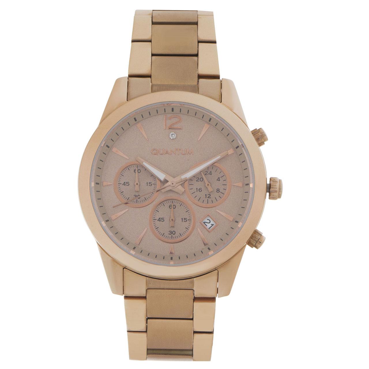 ساعت مچی عقربه ای زنانه کوانتوم مدل IML414.410
