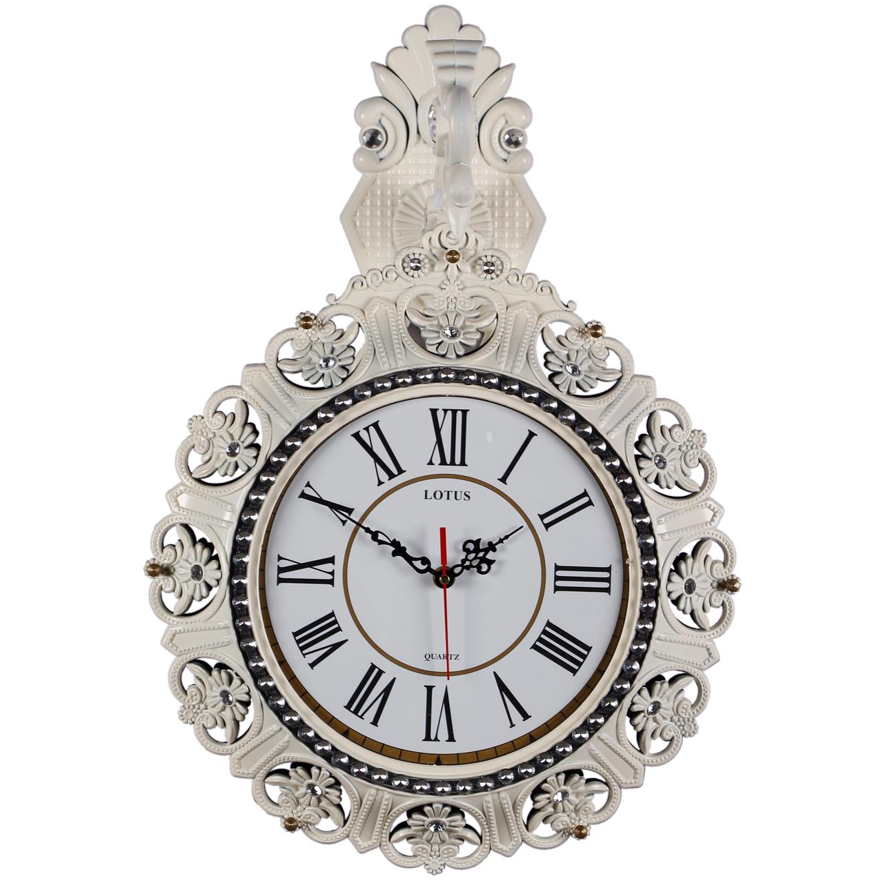 ساعت دیواری لوتوس  کد DELGHT-415
