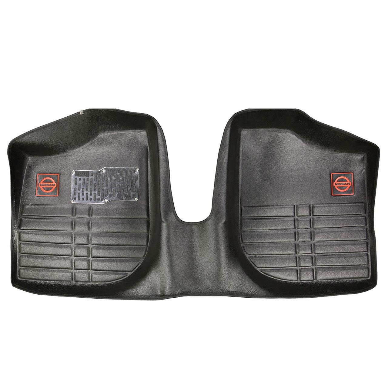 کفپوش سه بعدی خودرو اس اس ال مناسب برای نیسان