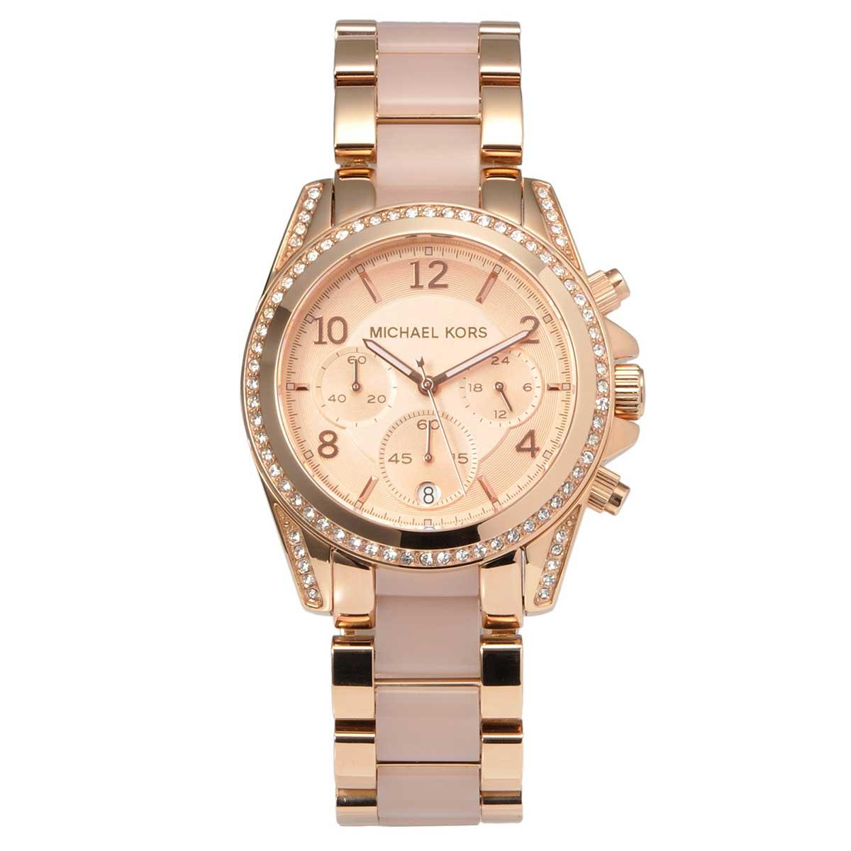 ساعت مچی عقربه ای زنانه مایکل کورس مدل mk5943