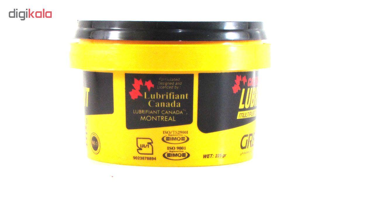 گریس چند منظوره لوبریفنت مدلMP-3 Lithium Base حجم 225 گرم