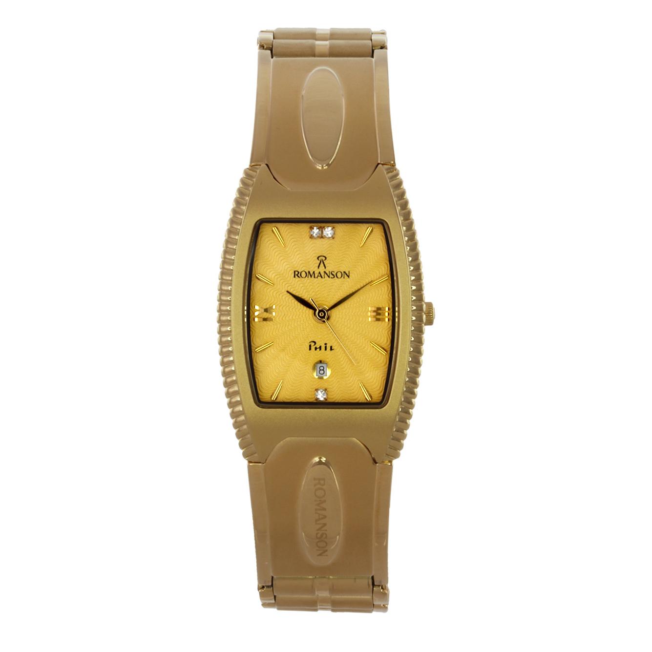 ساعت مچی عقربه ای مردانه رومانسون مدل NM0546MM1GA51G 7