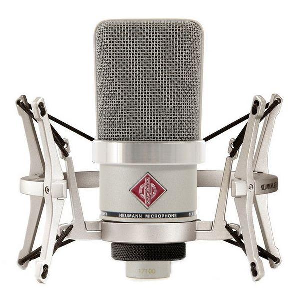 خرید میکروفون کامپیوتر حرفه ای TLM 102 Studio Set