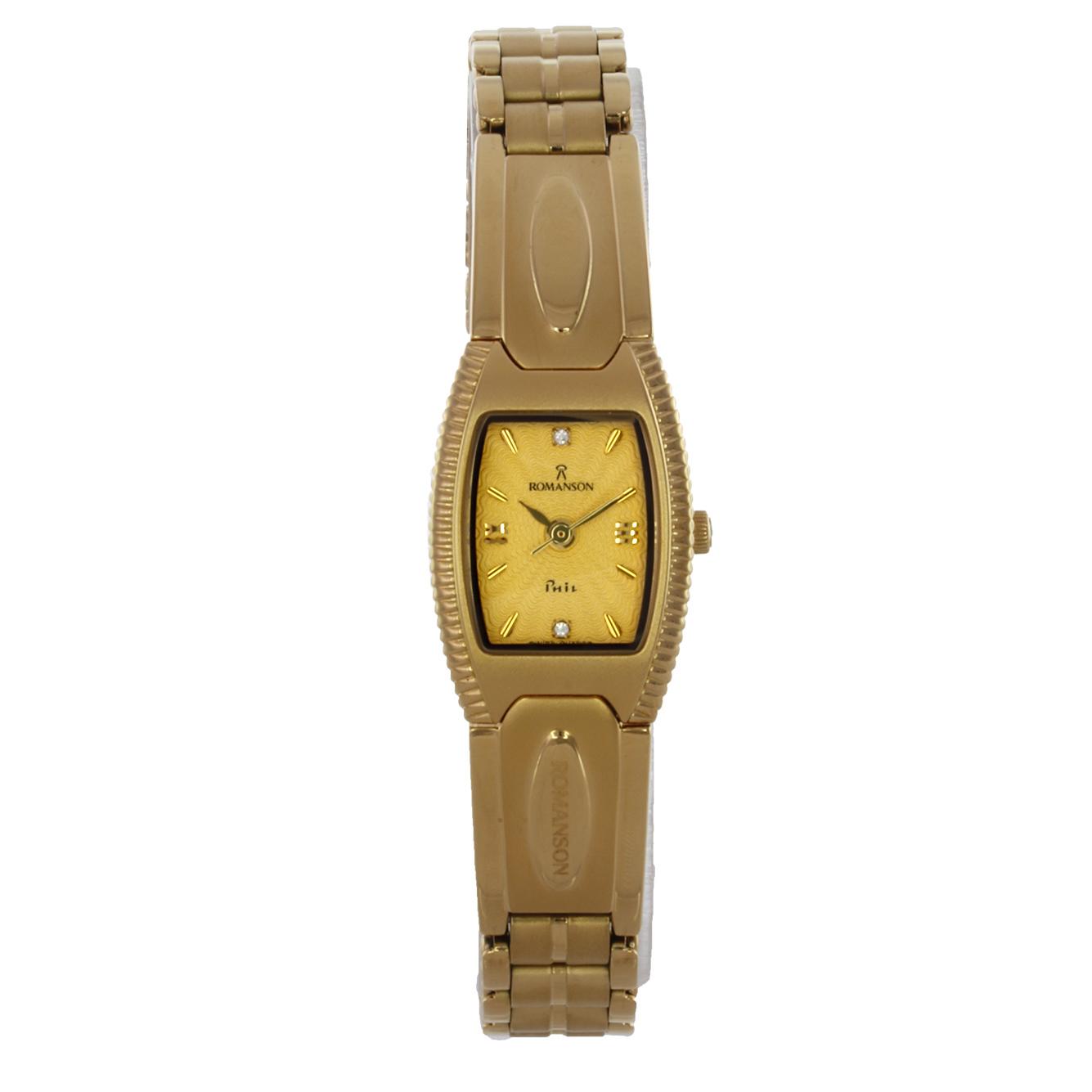 ساعت مچی عقربه ای زنانه رومانسون مدل NM0546LL1GA51G 20