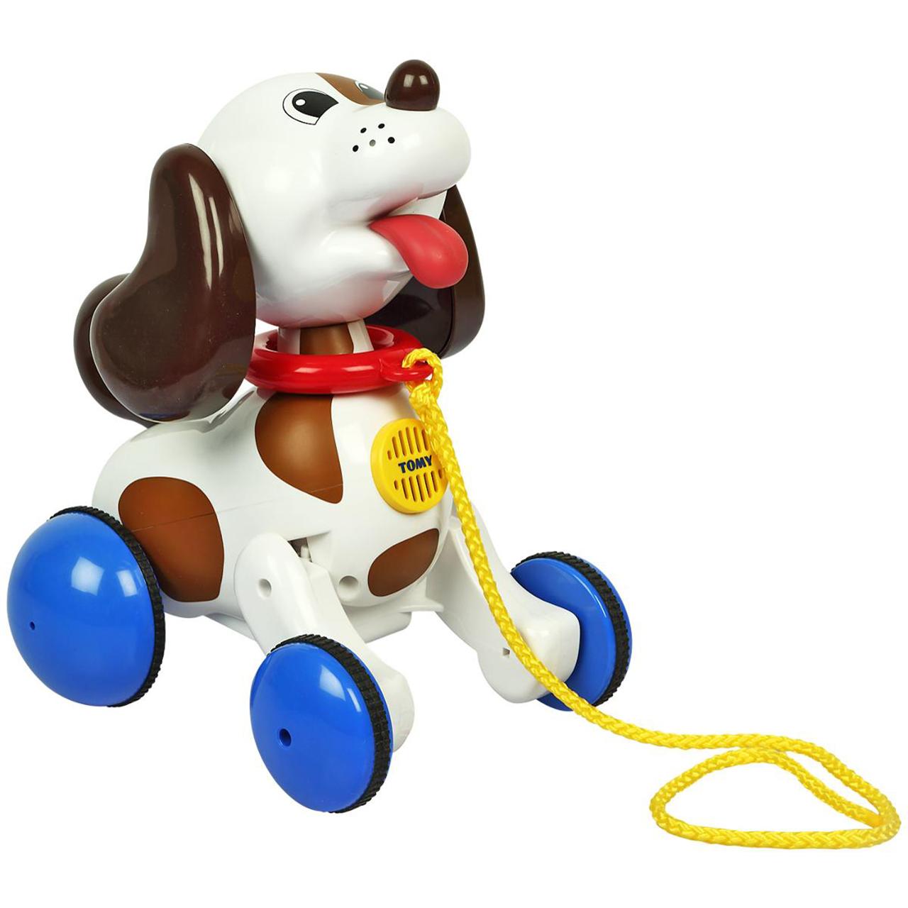 اسباب بازی تامی مدل Sit & Walk Pupp ارتفاع 20 سانتی متر