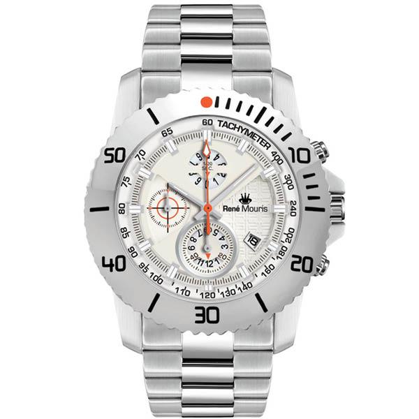 کد تخفیف                                      ساعت مچی عقربه ای مردانه رنه موریس مدل L.I.F.L 90114 RM1