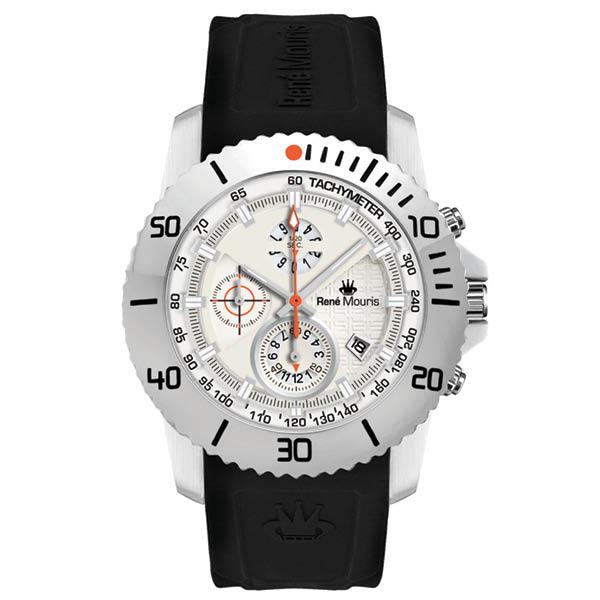 کد تخفیف                                      ساعت مچی عقربه ای مردانه رنه موریس مدل L.I.F.L 90115 RM1
