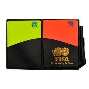 کارت داوری فوتبال طرح FIFA
