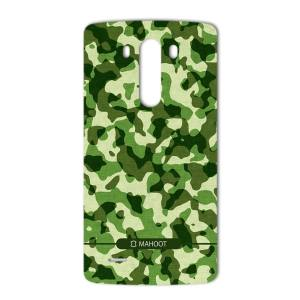 برچسب پوششی ماهوت مدل Army-Pattern Design مناسب برای گوشی  LG G3