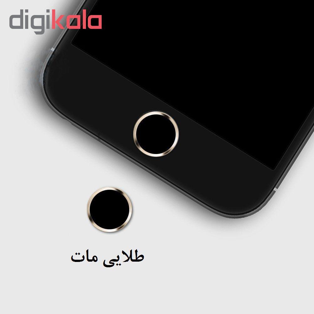 محافظ دکمه هوم مناسب برای گوشی اپل main 1 13