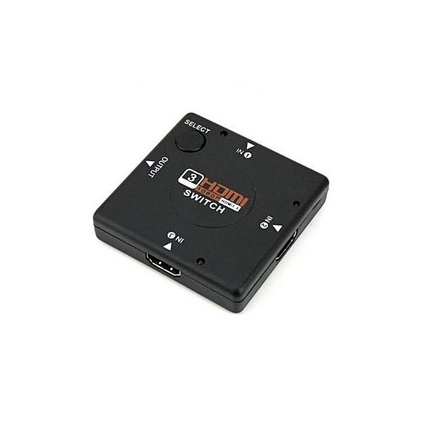 سوییچ 1 به 3 HDMI مدل h840